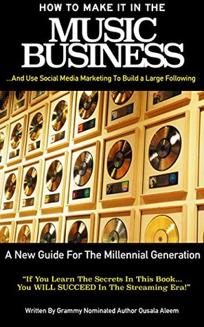 How to make it in the new music business book