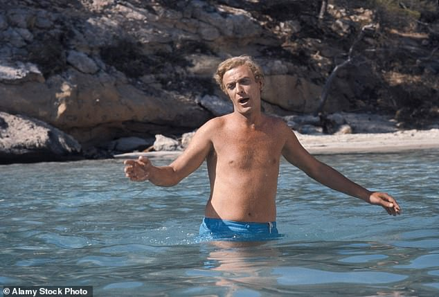 Michael caine naked sex