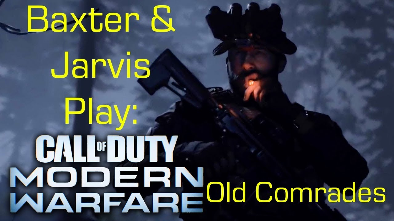 Jarvis call of duty