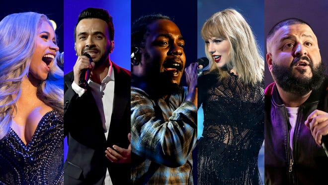 New pop music releases 2017